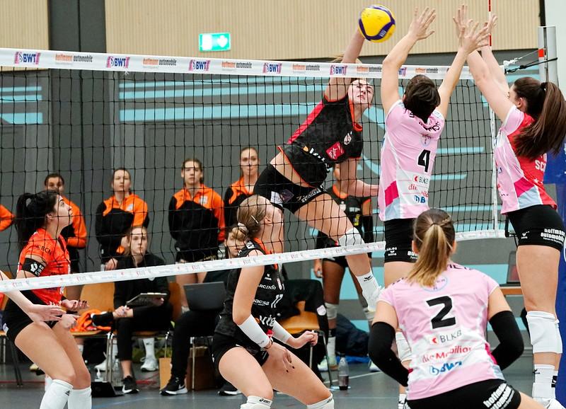 Volleyball Sm'Aesch Pfeffingen - Viteos NUC © Klaus Brodhage (21)