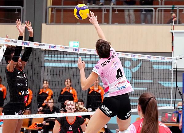 Volleyball Sm'Aesch Pfeffingen - Viteos NUC © Klaus Brodhage (22)