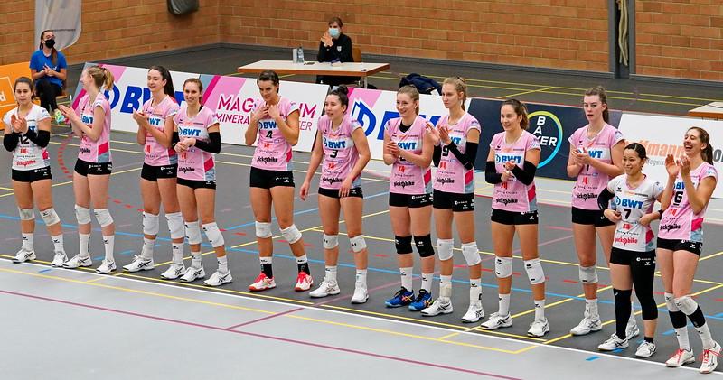 Volleyball Sm'Aesch Pfeffingen - Viteos NUC © Klaus Brodhage (1)