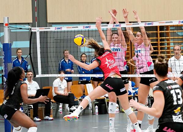 Volleyball Sm'Aesch Pfeffingen - Viteos NUC © Klaus Brodhage (23)