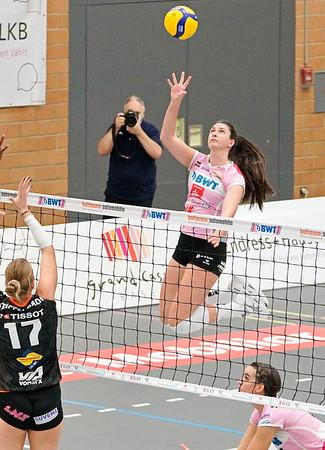 Volleyball Sm'Aesch Pfeffingen - Viteos NUC © Klaus Brodhage (9)