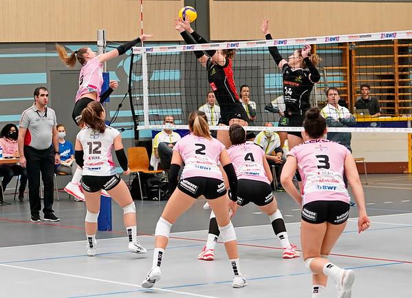 Volleyball Sm'Aesch Pfeffingen - Volley Toggenburg © Klaus Brodhage (3)