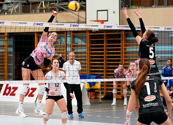 Volleyball Sm'Aesch Pfeffingen - Volley Toggenburg © Klaus Brodhage (11)