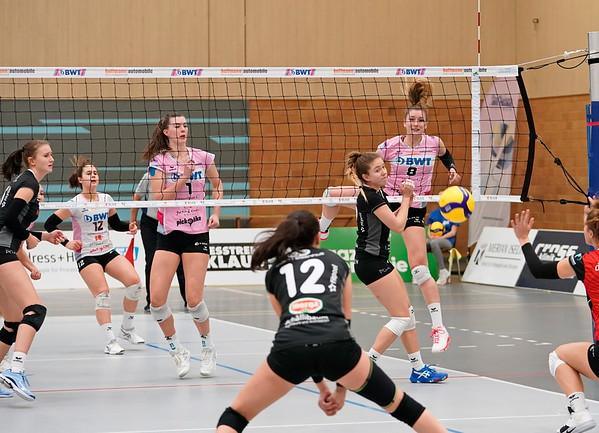 Volleyball Sm'Aesch Pfeffingen - Volley Toggenburg © Klaus Brodhage (22)