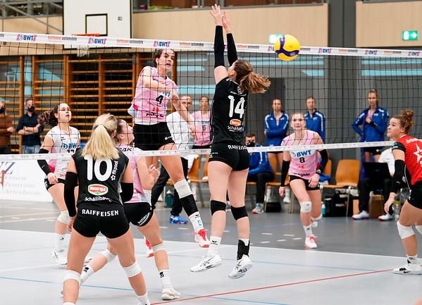 Volleyball Sm'Aesch Pfeffingen - Volley Toggenburg © Klaus Brodhage (6)
