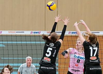 Volleyball Sm'Aesch Pfeffingen - Volley Toggenburg © Klaus Brodhage (24)