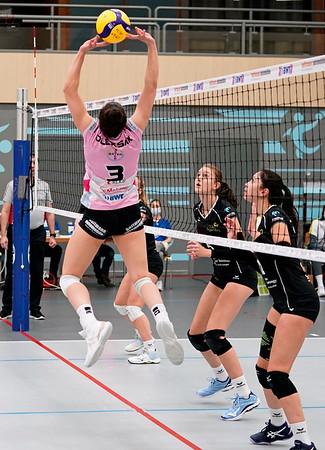 Volleyball Sm'Aesch Pfeffingen - Volley Toggenburg © Klaus Brodhage (16)