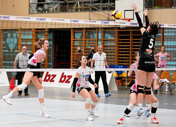 Volleyball Sm'Aesch Pfeffingen - Volley Toggenburg © Klaus Brodhage (9)