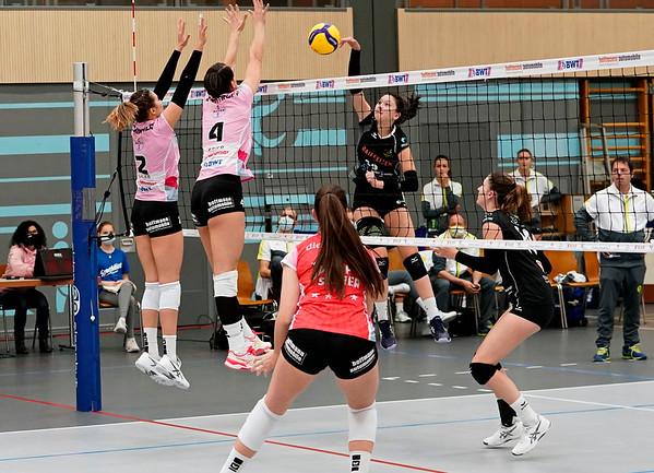 Volleyball Sm'Aesch Pfeffingen - Volley Toggenburg © Klaus Brodhage (2)