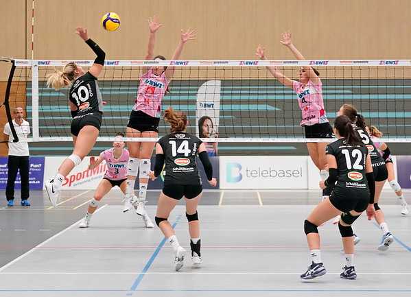 Volleyball Sm'Aesch Pfeffingen - Volley Toggenburg © Klaus Brodhage (20)