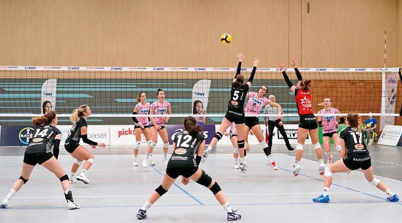 Volleyball Sm'Aesch Pfeffingen - Volley Toggenburg © Klaus Brodhage (19)