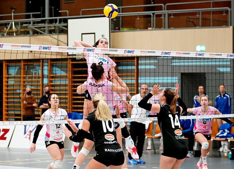 Volleyball Sm'Aesch Pfeffingen - Volley Toggenburg © Klaus Brodhage (5)
