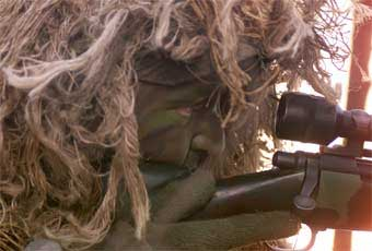 Introduced in 1966, the M40 sniper rifle is the precursor to all modern American military sniper weapons. Before the M40 was introduced, sniping functions were performed by battle rifles that had been adapted (match grade components and barrel, quality optics) for the purpose.