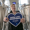 Participating in the Small Business Saturday was River Styx Brewing in Fitchburg on Boulder Drive. Standing in their brew room is owner Jackie Cullen. SENTINEL & ENTERPRISE/JOHN LOVE
