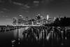 Manhattan From Brooklyn Pier