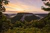 Letchworth State Park Sunrise
