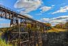 Letchworth Train Bridge