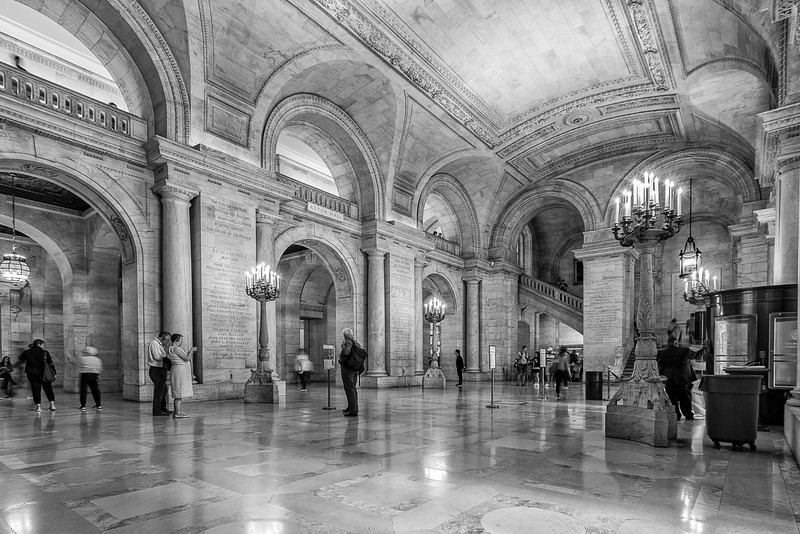 New York Public Library Low