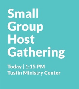Small Group Gathering 09/30/18