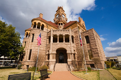 Wise County Courthouse, Decatur, Texas