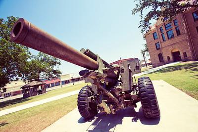 Brady Texas town square