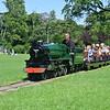 "Clevedon 15""  miniture railway"
