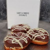 Saints & Sinners Doughnuts branding photoshoot