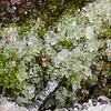 Ice pebbles
