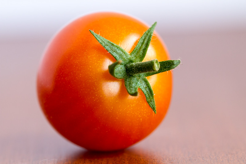 Homegrown Tomato
