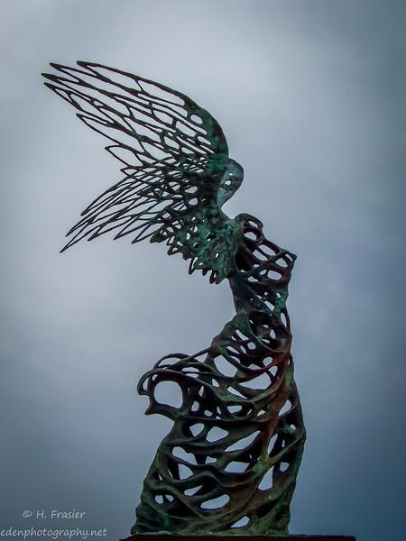 Nike Statue: Giardini Naxos, Sicily