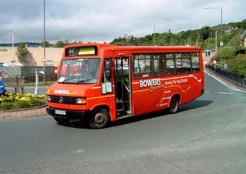 N209CKP - Buxton (town centre)