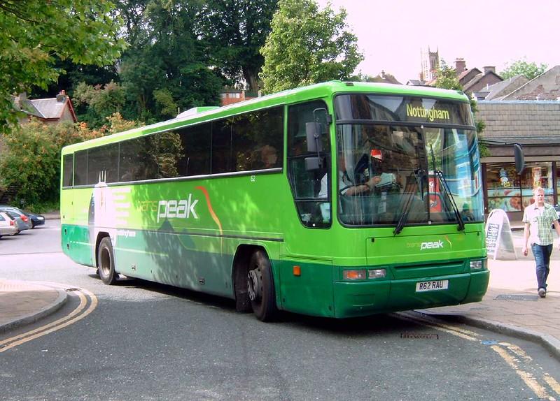 62 - R62RAU - Buxton (town centre)