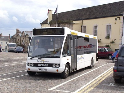 MX07JOJ - Richmond (Market Place)