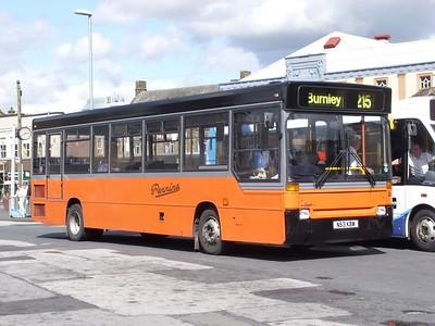 N53KBW - Skipton (bus station)
