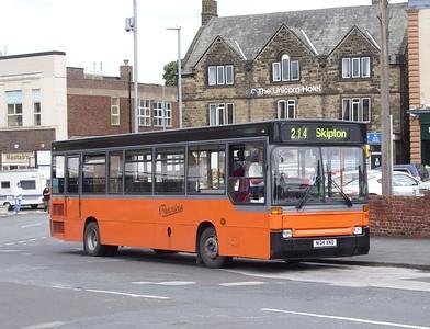 N134XND - Skipton (bus station)
