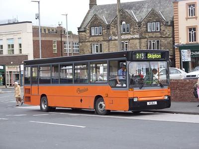N3BLU - Skipton (bus station)