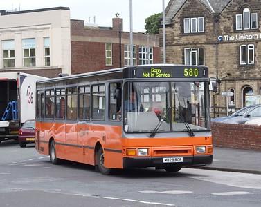 M828RCP - Skipton (bus station)