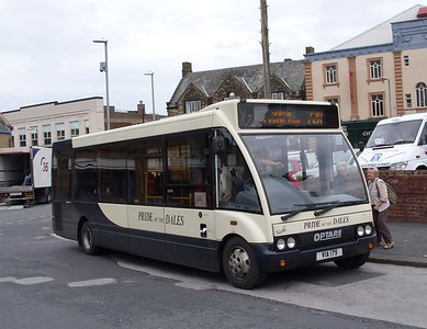 VIA179 - Skipton (bus station)