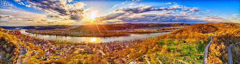 Ohio Valley Panorama