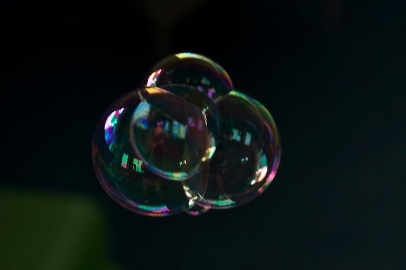 multiple bubbles