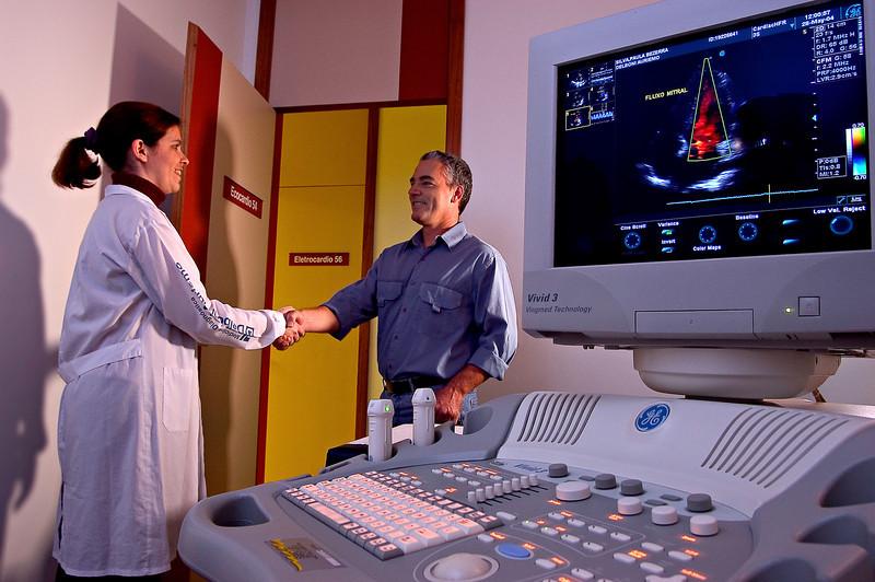 Ecocardiograma-alta