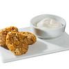 Chicken Crocks com molho yogurth