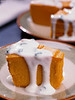 bolo cenoura com creme branco-alta