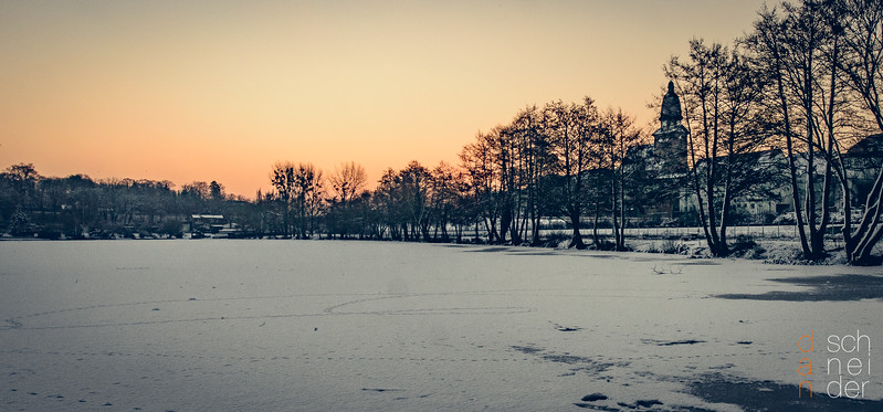 2017-02-02 | winter walk tiefwarensee