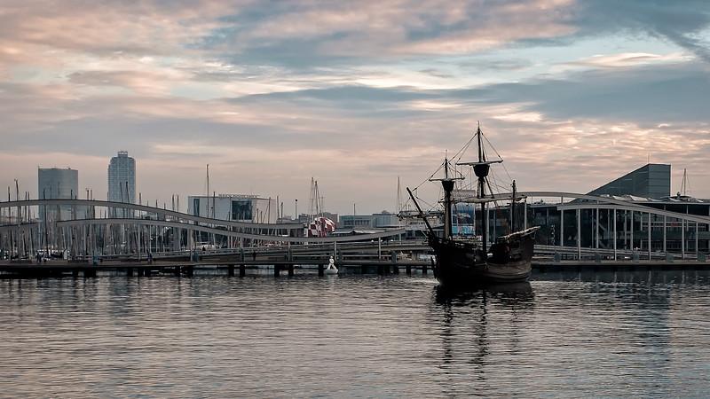 Nao Victoria (Replica) - Port Vell