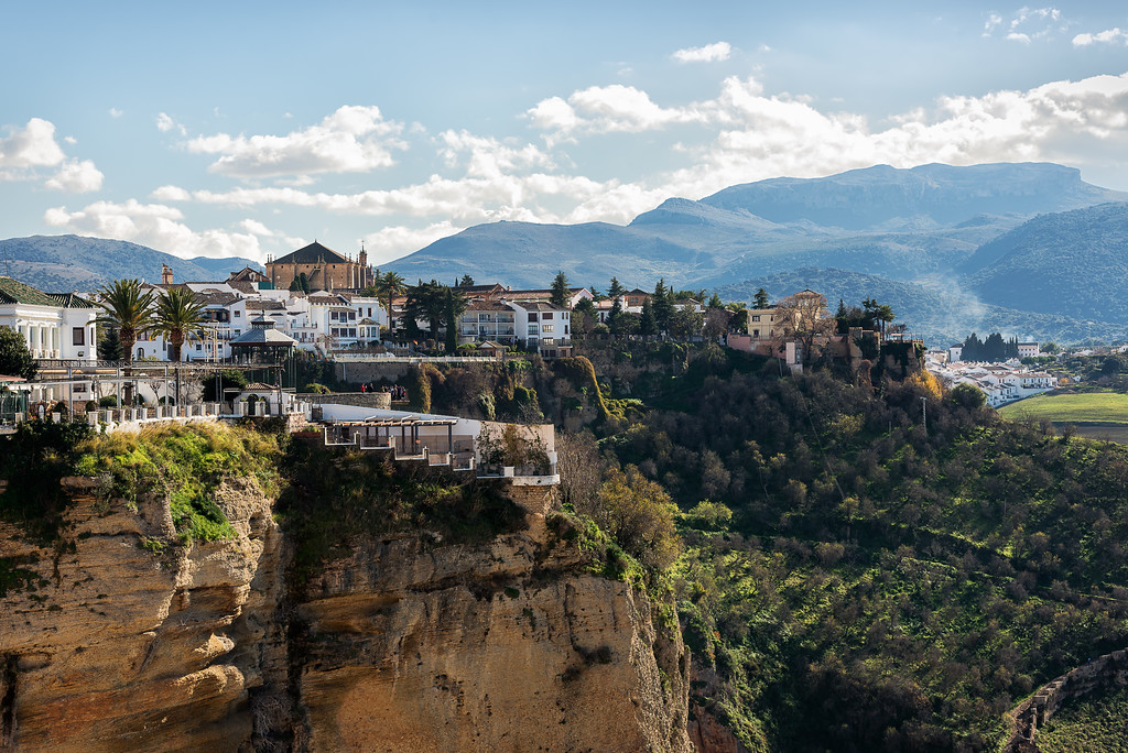 El Tajo Gorge in Ronda