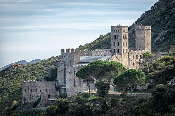Sant Pere de Rodes Monastery