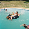 CF Pool Party at Jalon's house. Possibly June 1993.