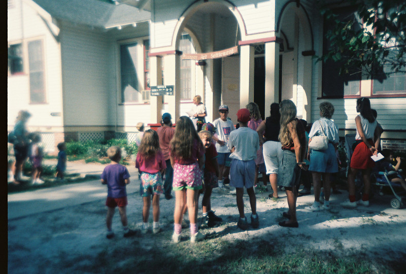 1 Pioneer Settlement Sept 18 1992
