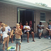 CB Pool Party at Jalon's house. Possibly June 1993.